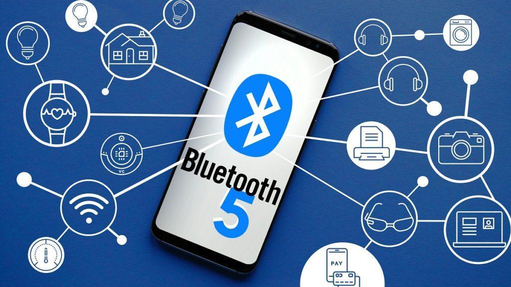 Совместимые устройства с bluetooth 5