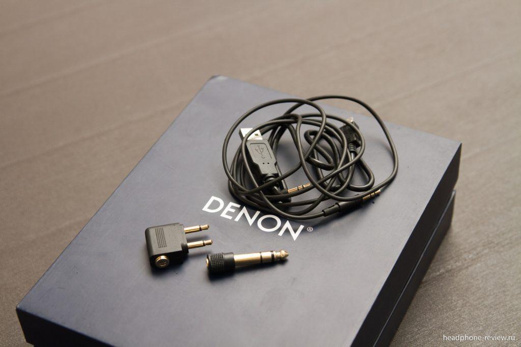 Беспроводные наушники Denon AH-GC20
