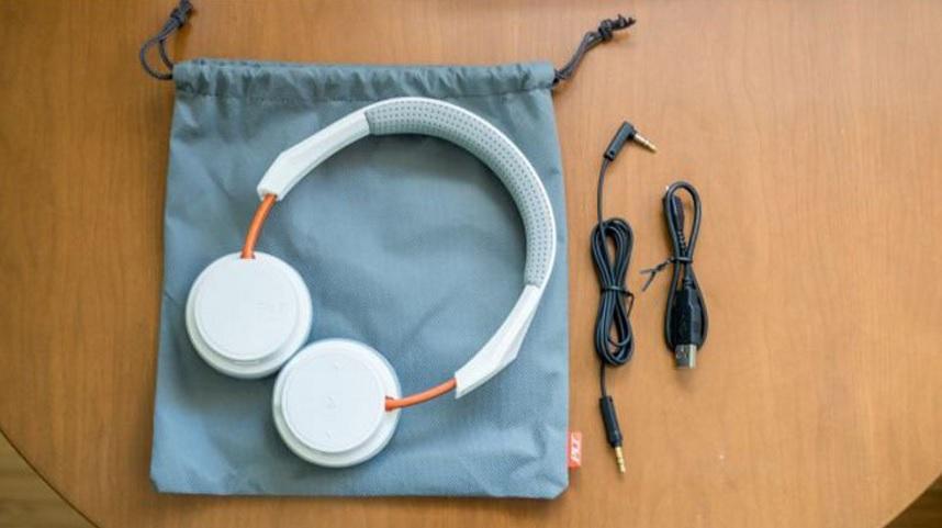 Беспроводные наушники Plantronics BackBeat 505