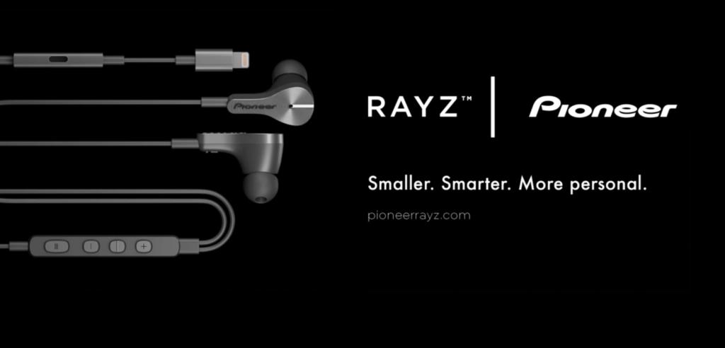 Pioneer Rayz Lightning