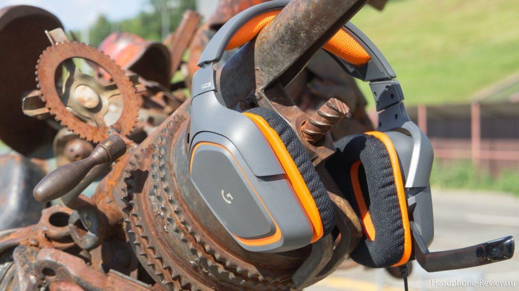 Игровые наушники Logitech G231 Prodigy