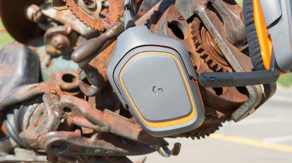 Чаша наушников Logitech G231 Prodigy