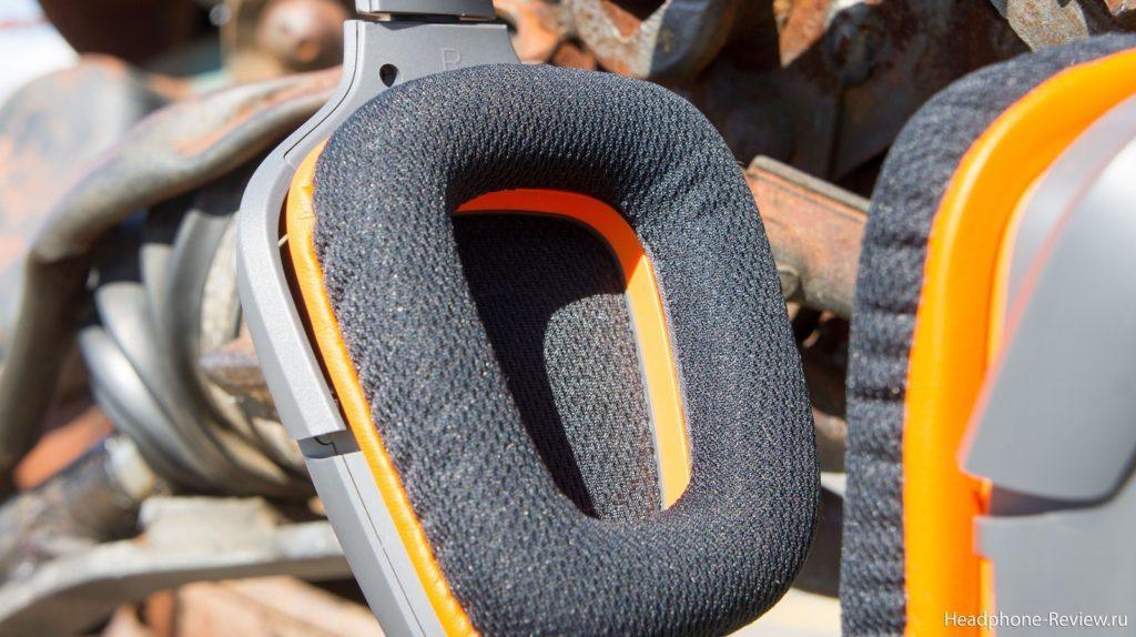 Амбушюр и чаша наушников Logitech G231 Prodigy