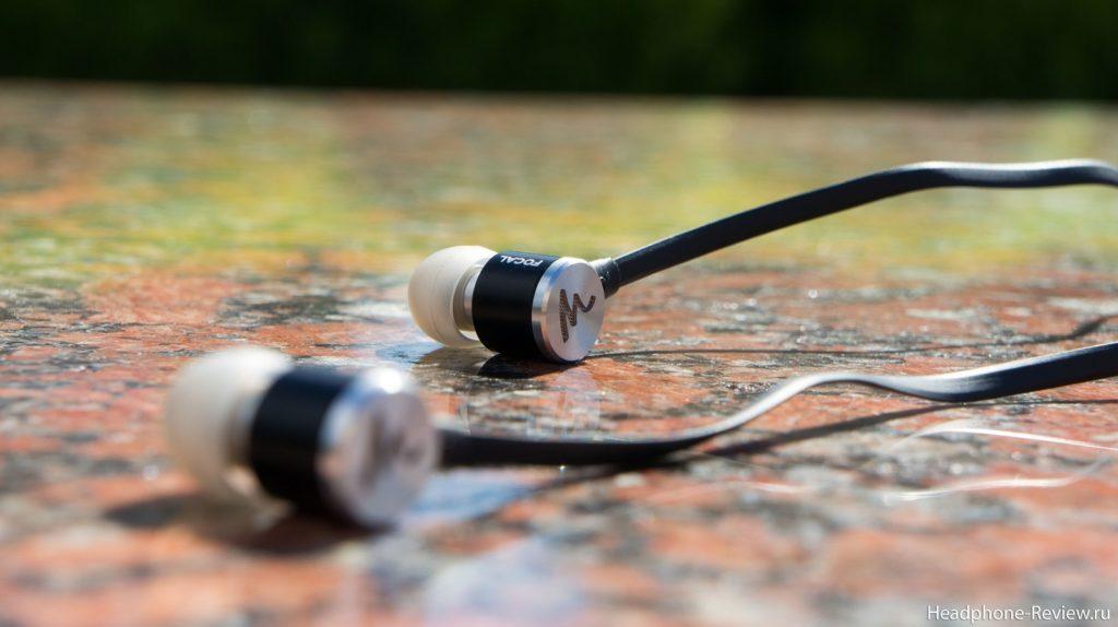 Внутриканальные наушники с микрофоном Focal Spark