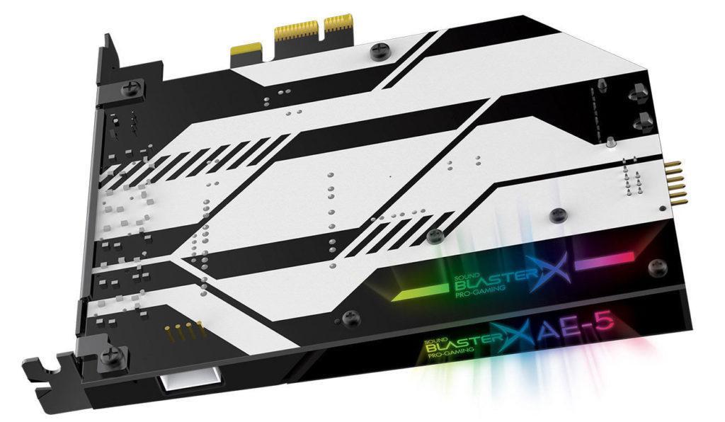 SoundBlasterX AE-5