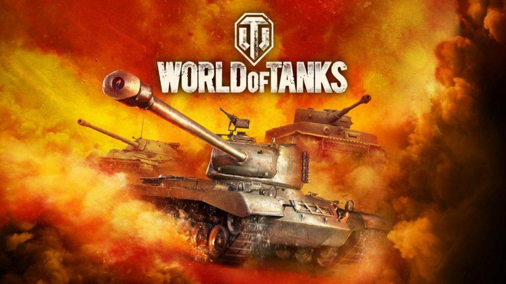 Компьютерная игра World Of Tanks