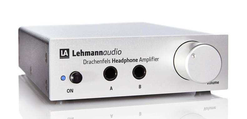 Усилитель для наушников lehmannaudio drachenfels