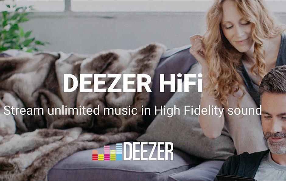 Deezer Hi-Fi