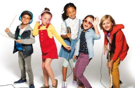 Детские наушники JBL Jr.