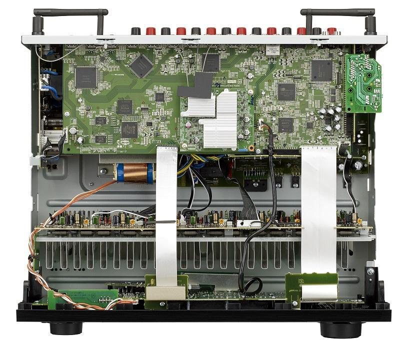 Ресивер Denon AVR-X3400H