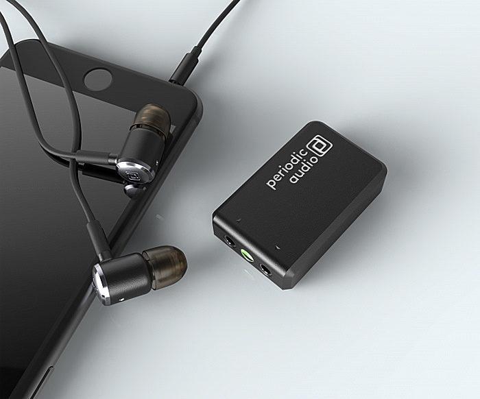 Портативный усилитель Periodic Audio Nickel