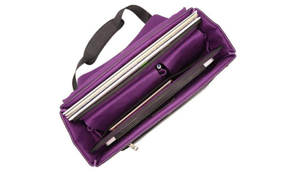 Модульную сумка Kuro Bag для переноски винила