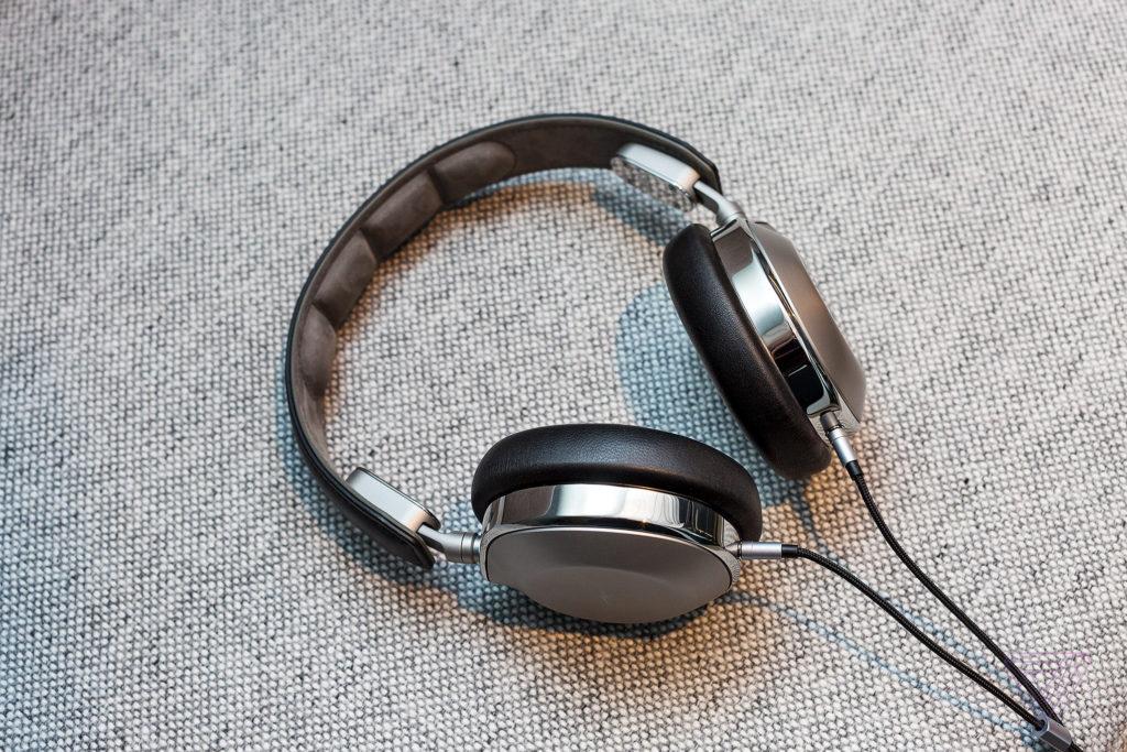 Накладные наушники Shinola On Ear