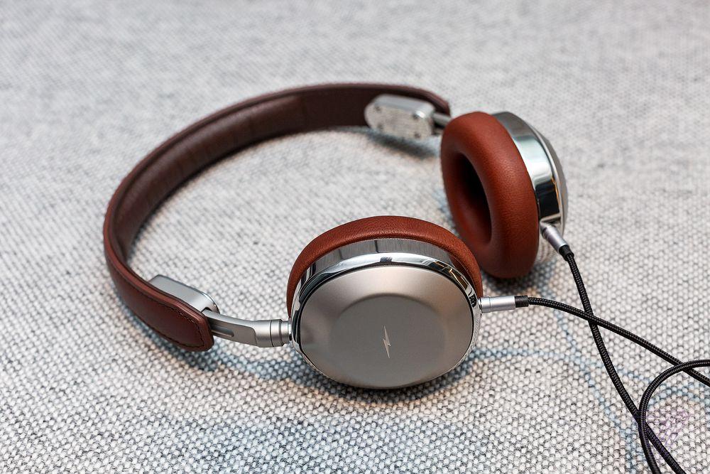 Полноразмерные наушники Shinola Canfield Over-Ear