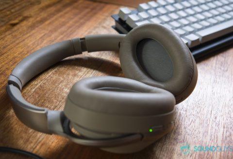 Беспроводные Bluetooth наушники с активным шумоподавлением Sony WH-1000X M2