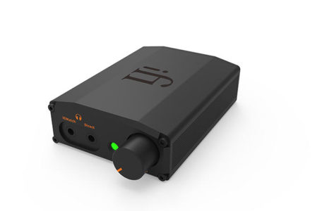 Компактный усилитель и ЦАП iDSD Black Label