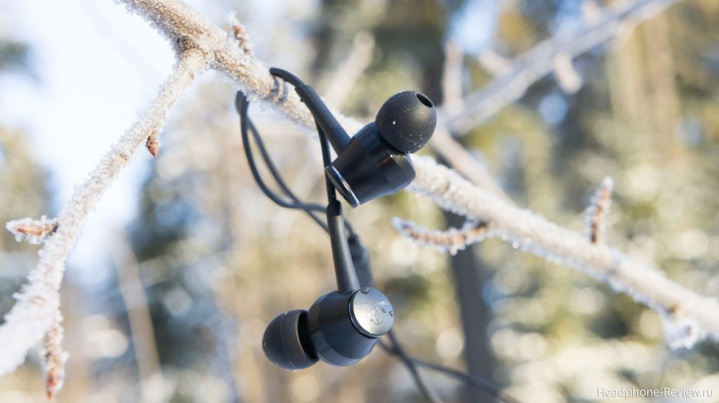 Внутриканальные наушники Audio-Technica CKR70iS