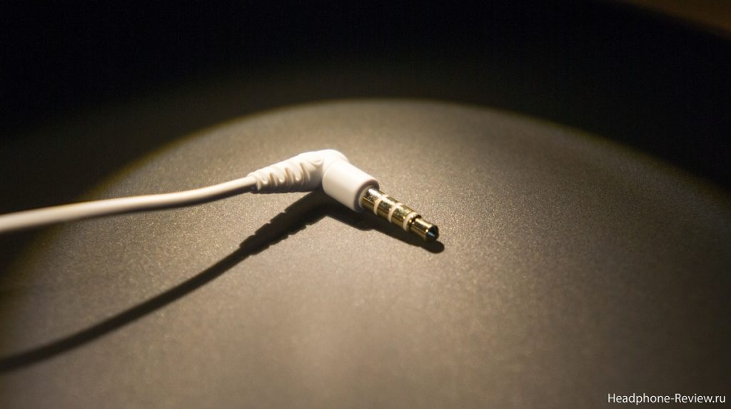 Провод внутриканальных наушников Audio-Technica CKR30iS