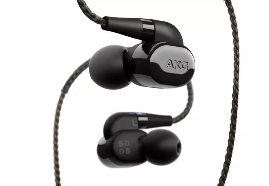 Внутриканальные наушники AKG N5005