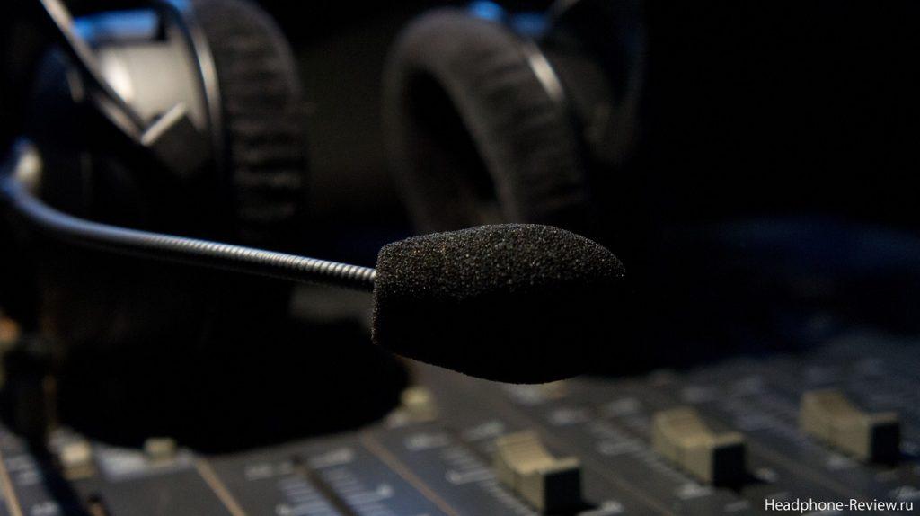 Микрофон наушников MMX 300.2