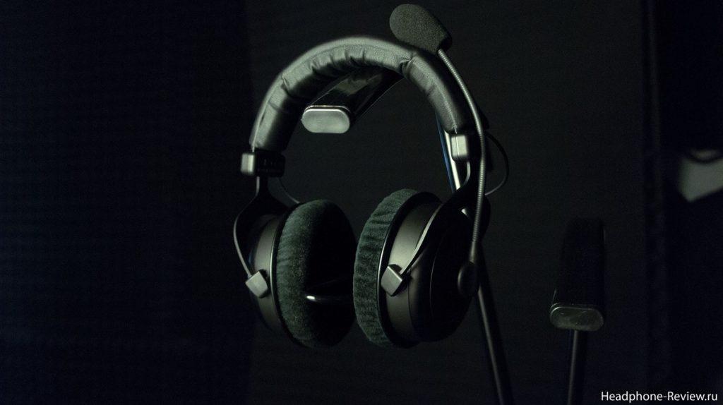 Игровые наушники Beyerdynamic MMX 300.2