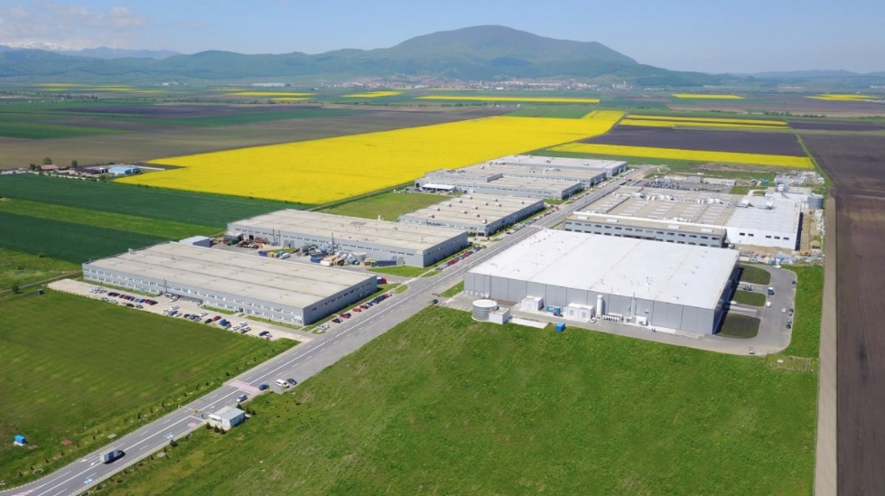Четвёртая фабрика компании Sennhieser