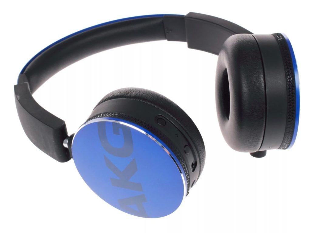 Беспроводные наушники с поддержкой кодека aptX AKG Y50BT