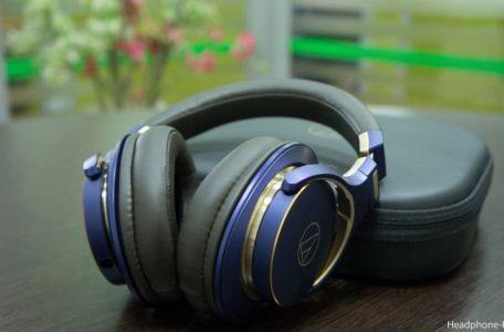 Первый взгляд на наушники Audio-Technica ATH-MSR7SE