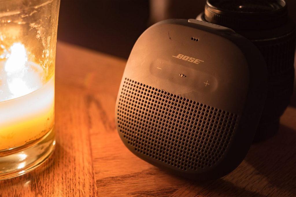 Беспроводная колонка Bose SoundLink Micro