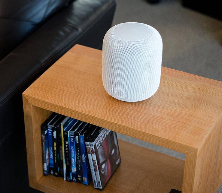 Беспроводная колонка Apple HomePod