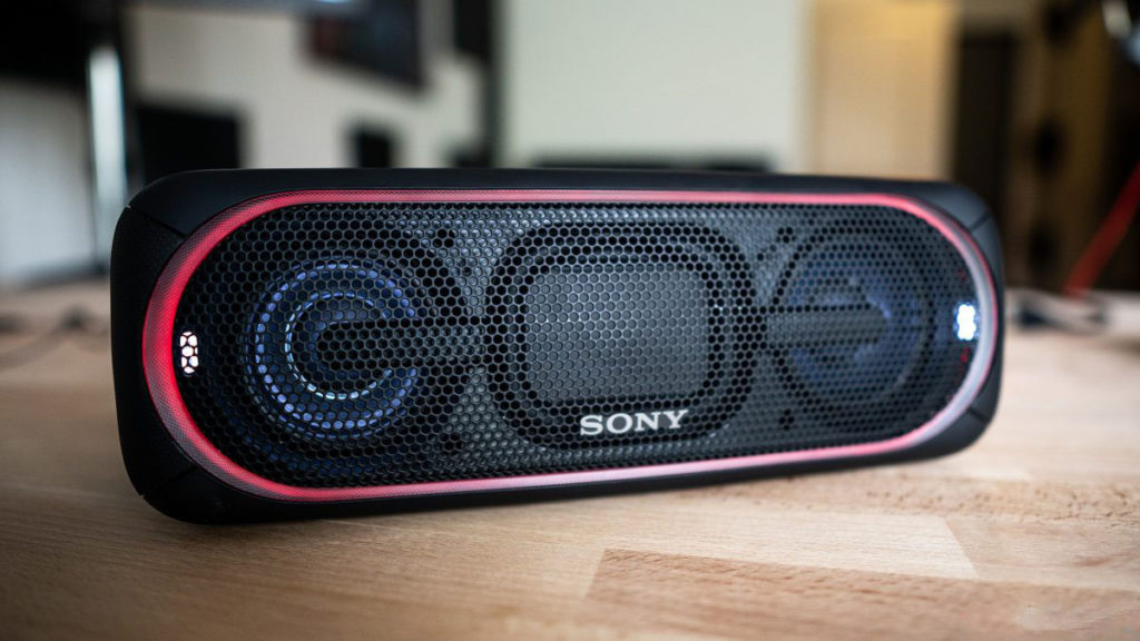 Беспроводная колонка Sony SRS-XB40