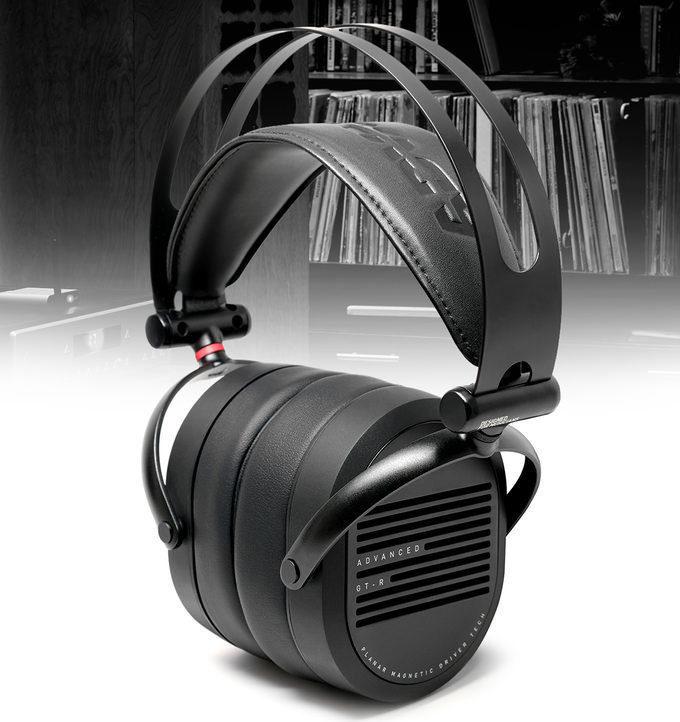 магнитопланарные наушники ADV.Sound GT-R