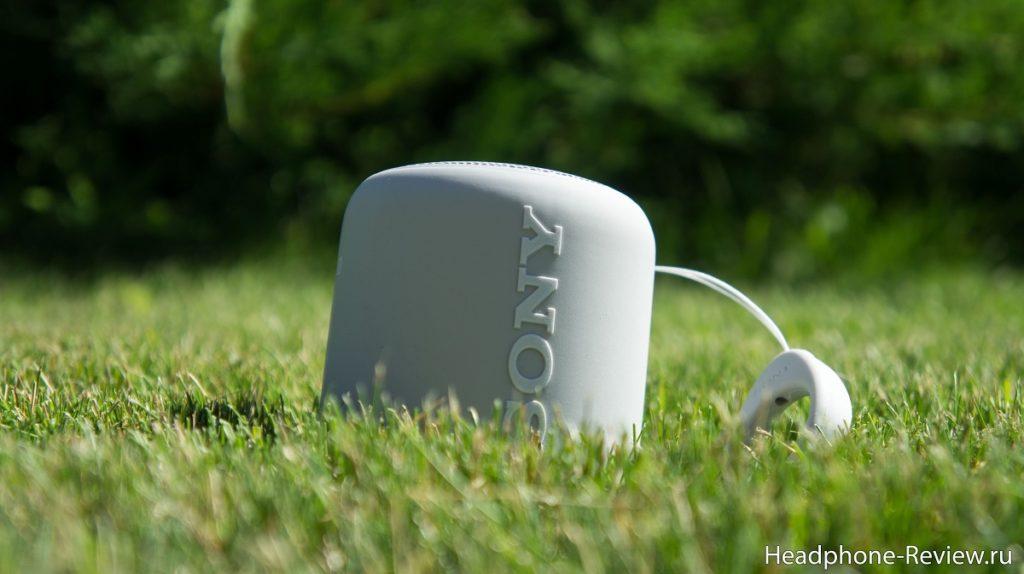 Беспроводная колонка Sony SRS-XB10