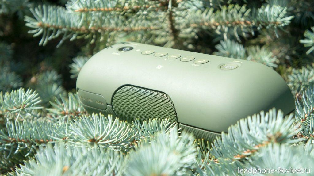 Беспроводная колонка Sony SRS-XB20