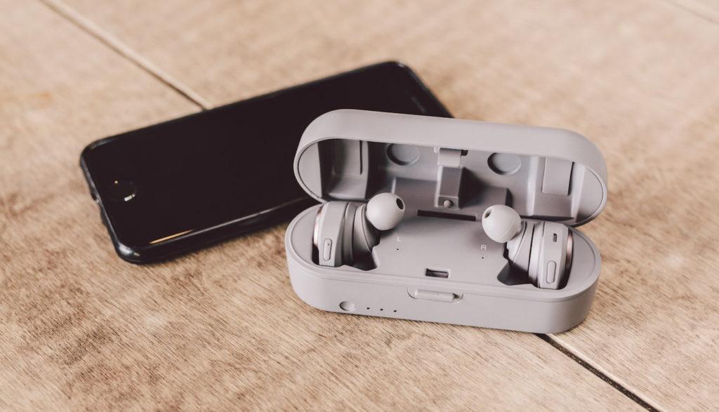 Беспроводные наушники Audio-Technica ATH-CKR7TW
