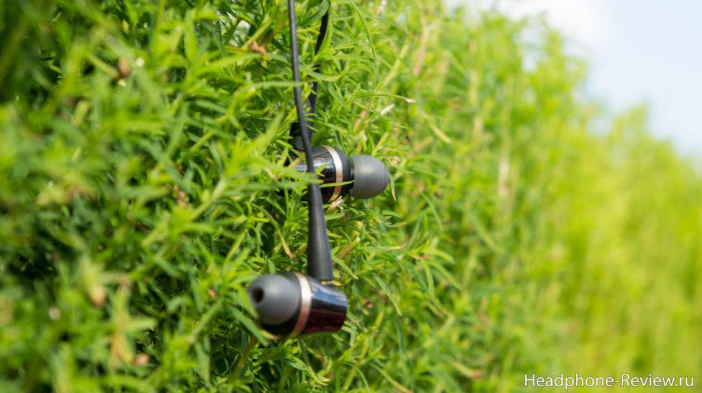 Внутриканальные наушники Audio-Technica ATH-CKR100iS