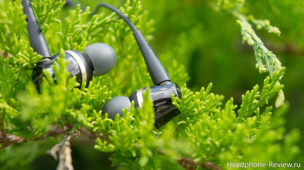 Внутриканальные наушники Audio-Technica-CKR100is