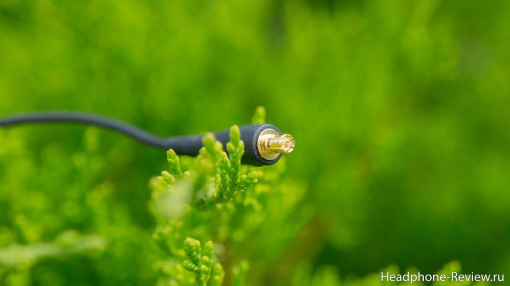 Кабель внутриканальных наушников Audio-Technica-CKR100is