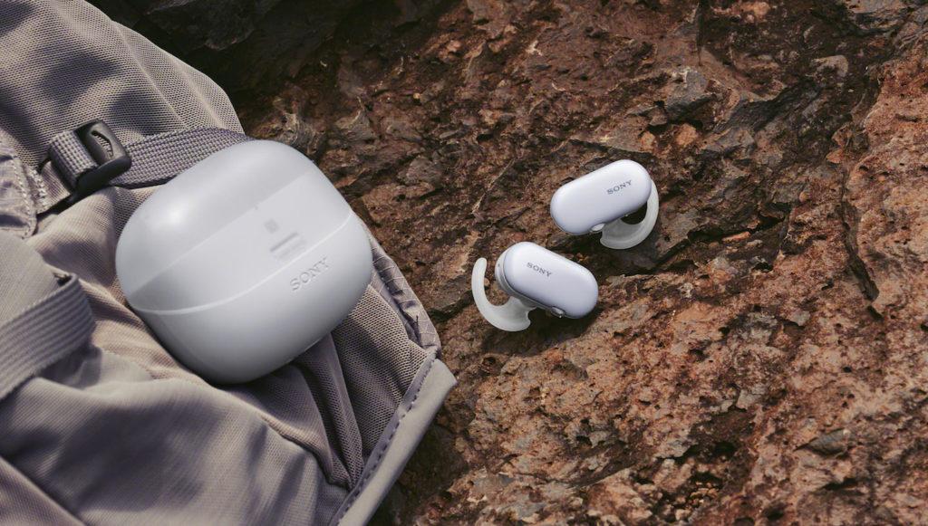 Беспроводные водонепроницаемые наушники Sony WF-SP900