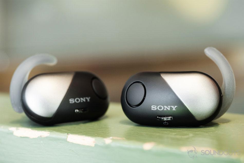 Полностью беспроводные наушники Sony WF 700N