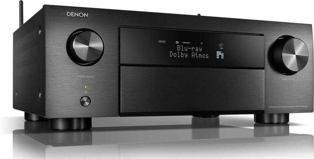 AV-ресивера от Denon AVR-X4500H