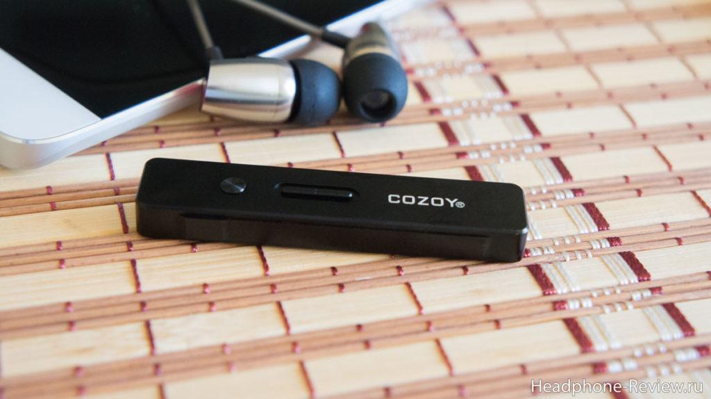 Портативный ЦАП и усилитель для наушников Cozoy Takt Pro