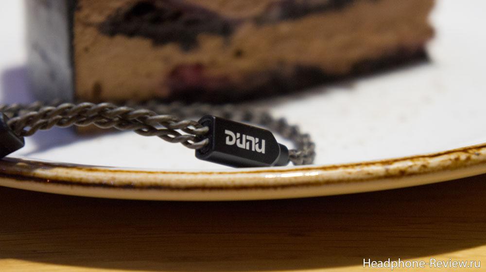 Делитель кабеля наушников DUNU Falcon-C