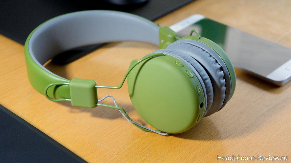 Беспроводные наушники Rombica BH-03