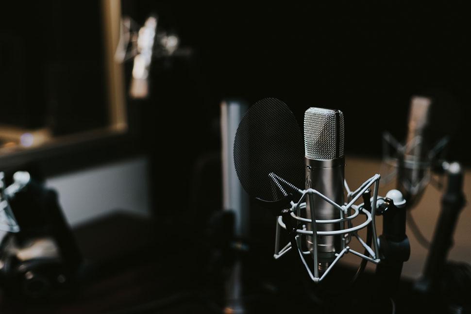 Студийный микрофон с ровной АЧХ