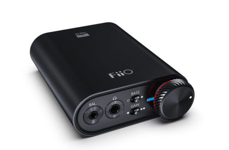 Усилитель FiiO K3