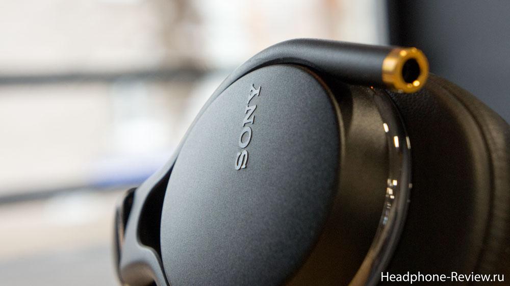 Полноразмерные наушники Sony MDR-1AM2