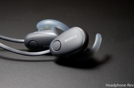 Спортивные беспроводные наушники Sony WI-SP600N