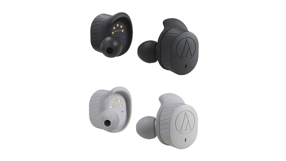 Полностью беспроводные наушники Audio-Technica ATH-SPORT7TW