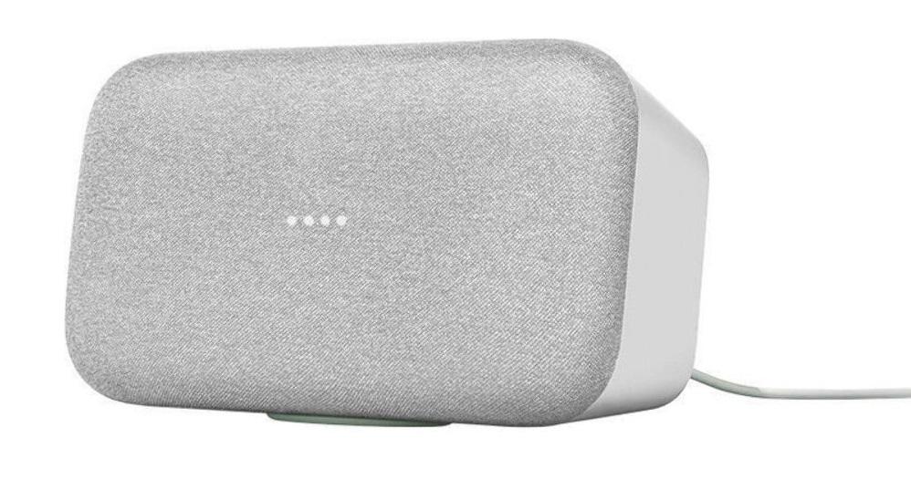 Колонка с искусственным интеллектом Google Home Max